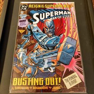 DC Comics Other - Lot of 12 Superman Comic Books
